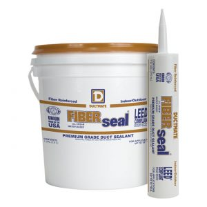 fiberseal water based fiber duct sealant