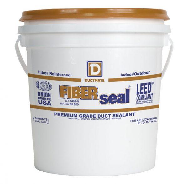 fiberseal water based fiber duct sealant
