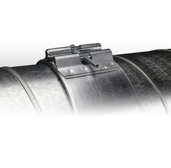 Quick-Sleeve™ Round Duct Connector