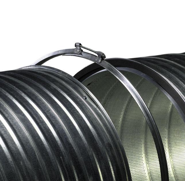 Spiralmate Round Duct Connector