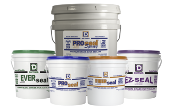 water based duct sealant