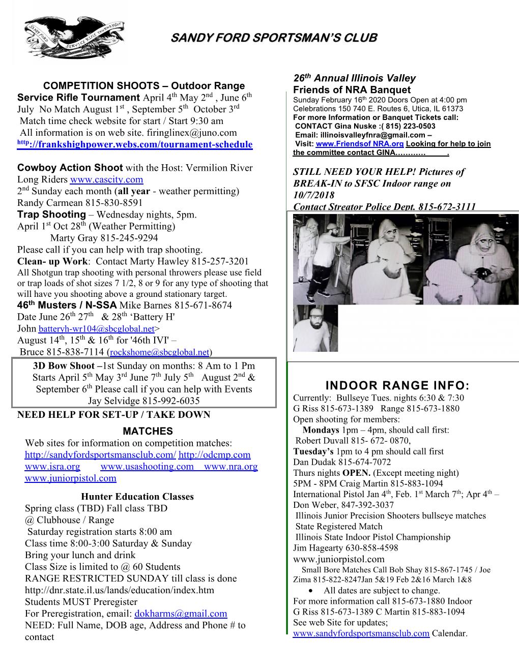 Fall Membership 2020 newsletter pg2