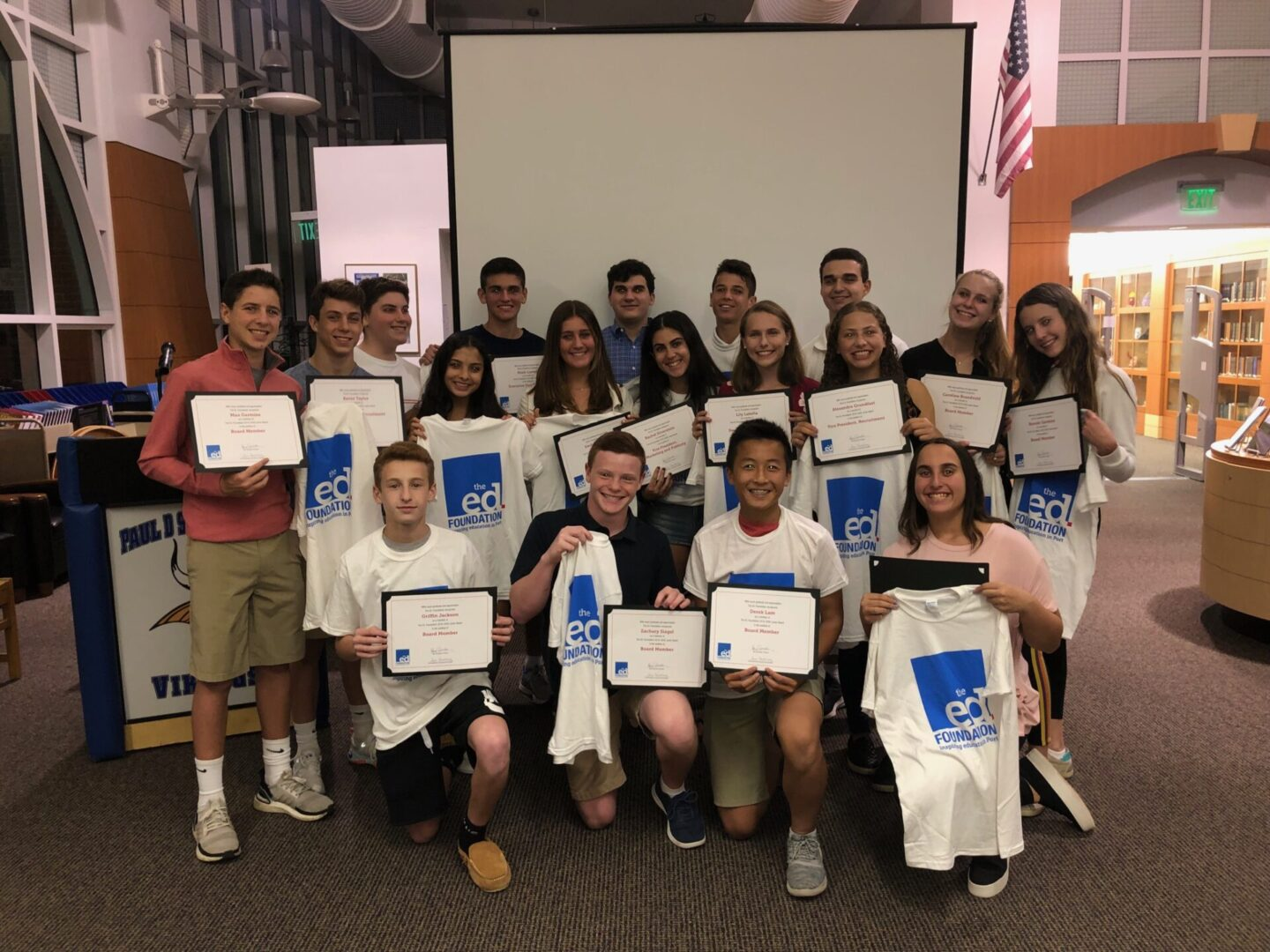 2019-2020-Jr-Board-induction-photo