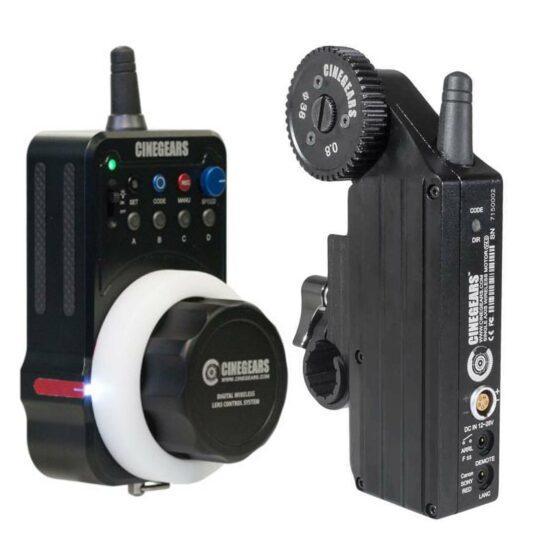 CINEGEARS Express Long Range Wireless Follow Focus kit