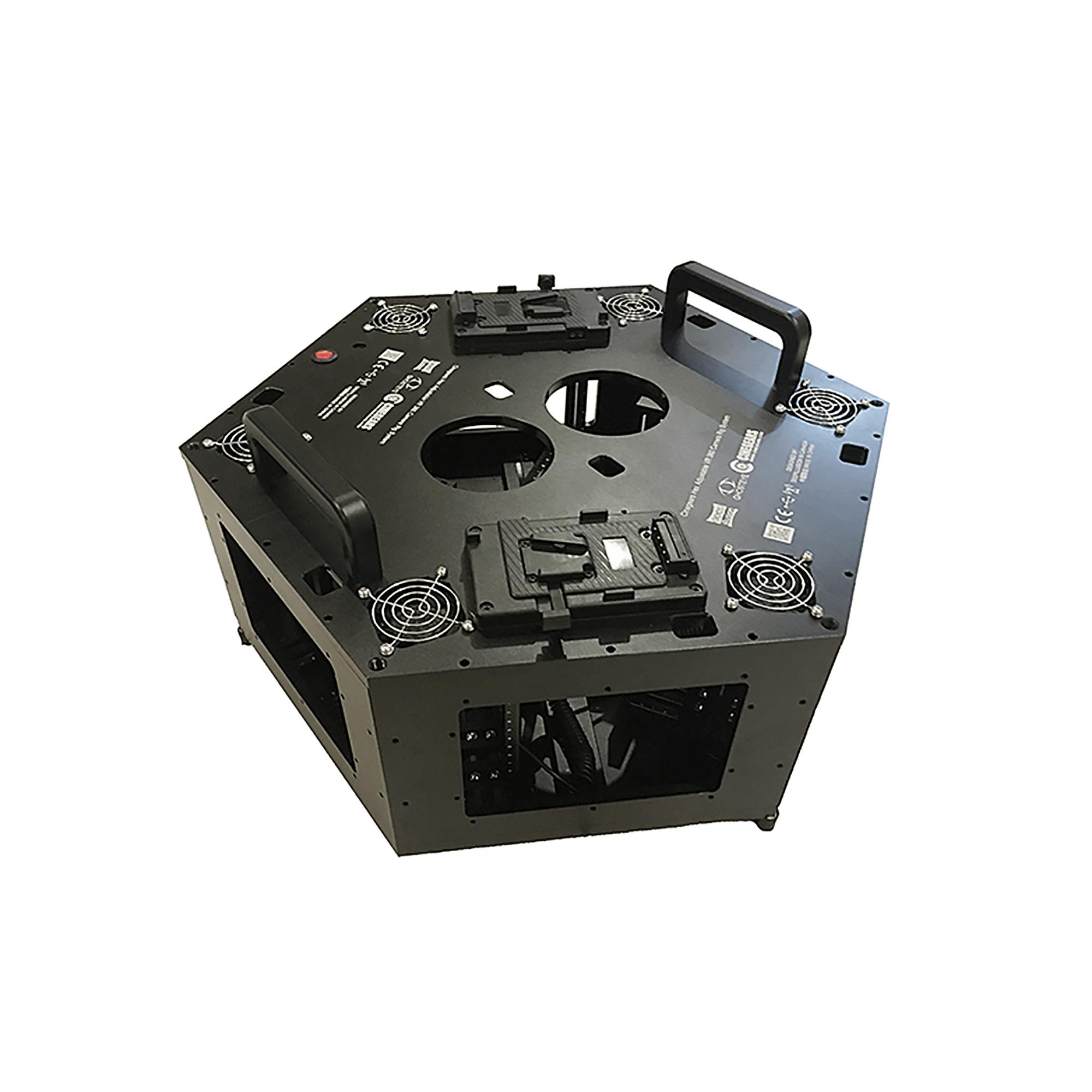 Hex Adjustable VR 360 Camera Rig
