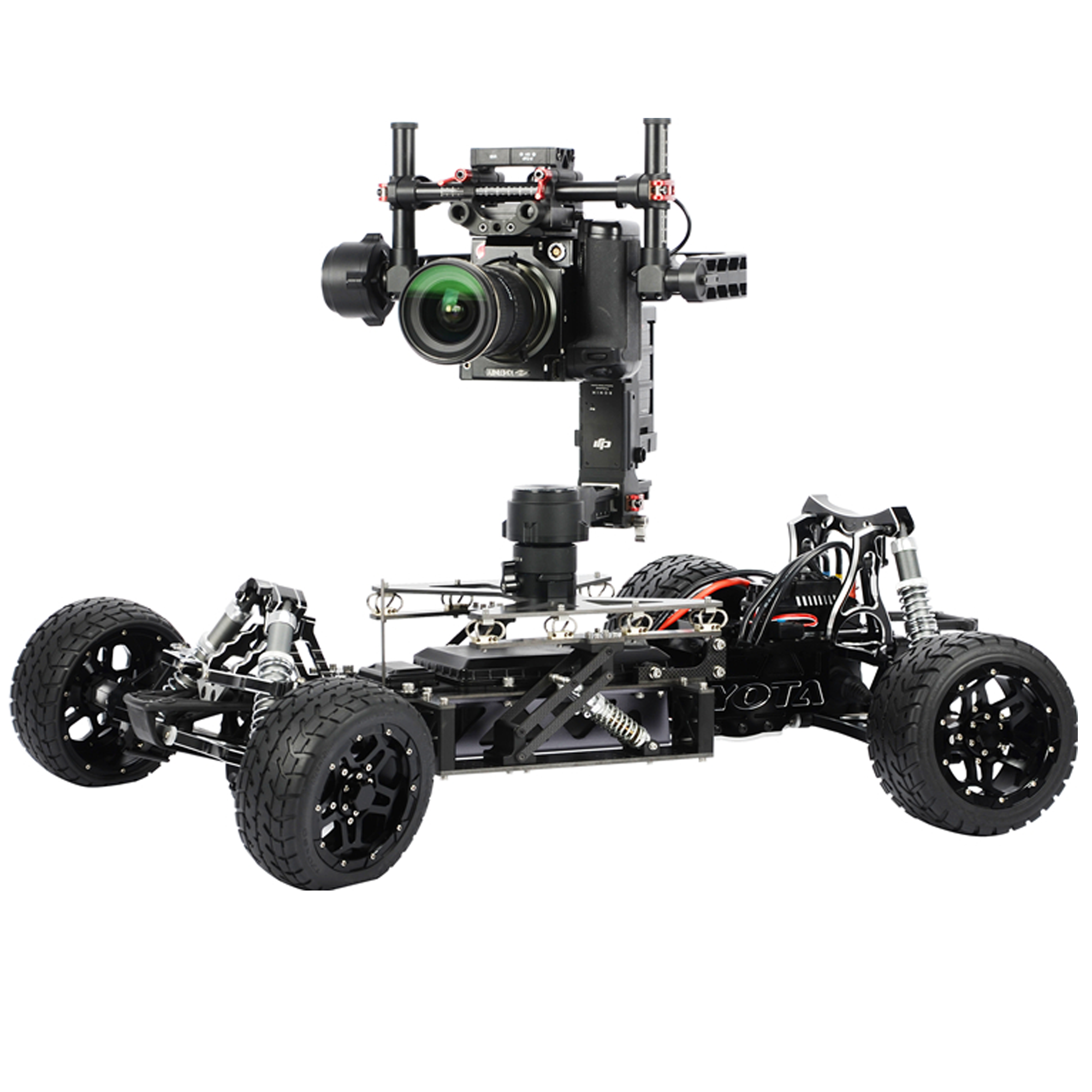 Steadyplus Gimbal Car
