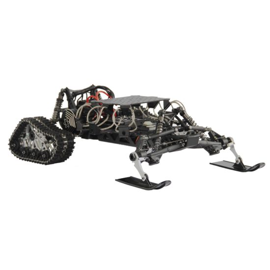Gimbal Car Rover Package1