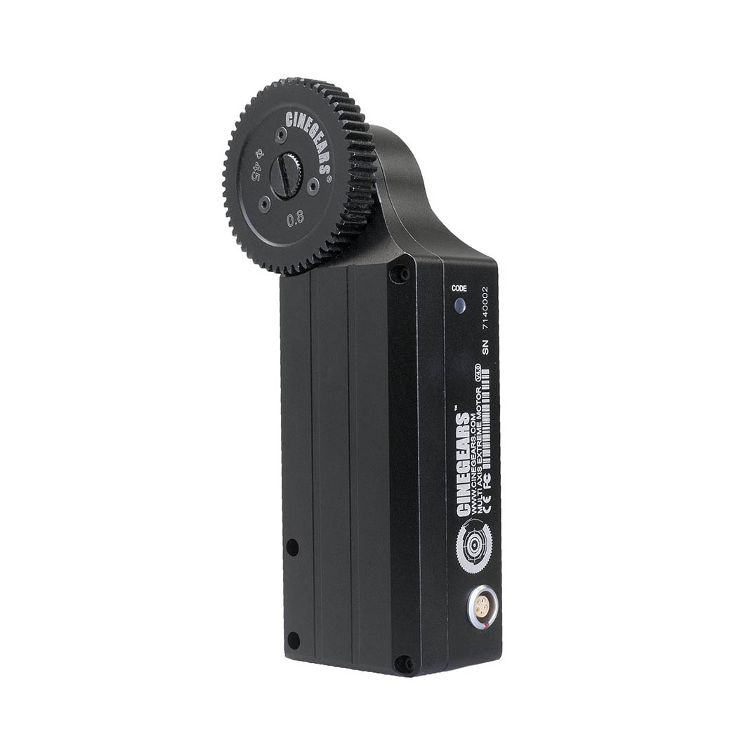 Cinegears Extreme Motors V4 Redefine Precision and Accuracy