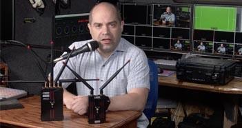 Cinegears Wireless Video 200M Review by Doug Johnson
