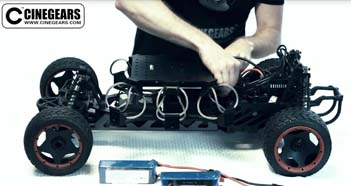 Gimbal Car Battery Installation