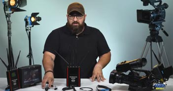 Cinegears Wireless Video 600M Review by IPG Rentals