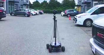 Cine Gears VR Cube Gimbal Car