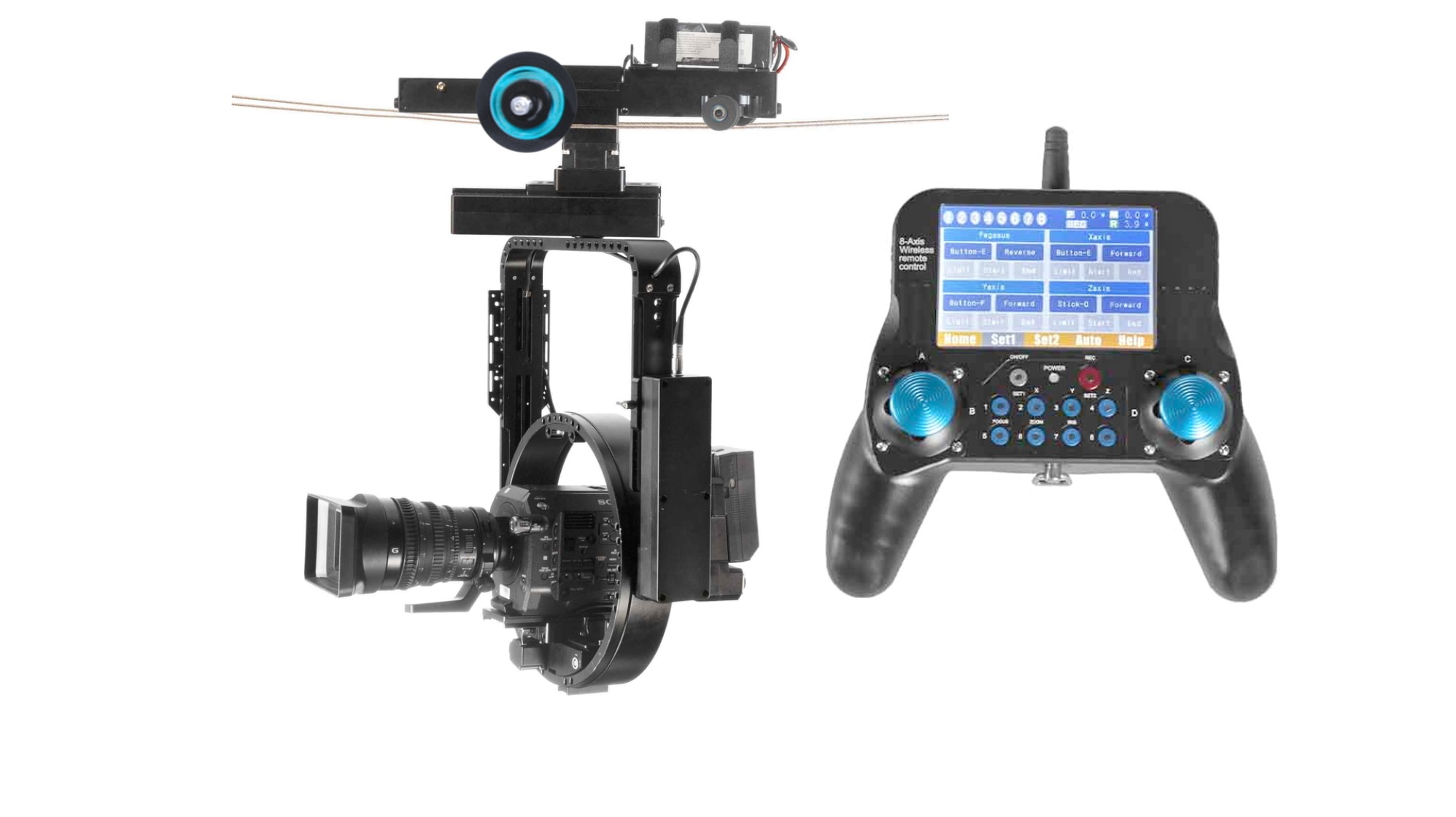 Pegasus Cable-cam XL Product Overview and Features