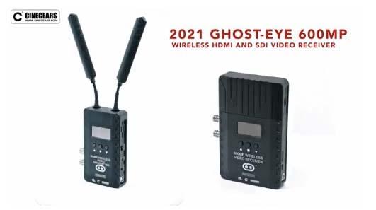 New 2021 Cinegears 600MP Wireless Video Transmission