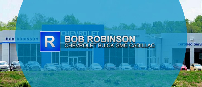 Bob Robinson Chevrolet Buick GMC Cadillac