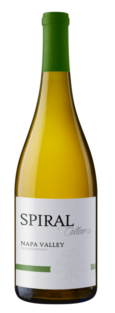 Spiral Cellars Chardonnay Bottle