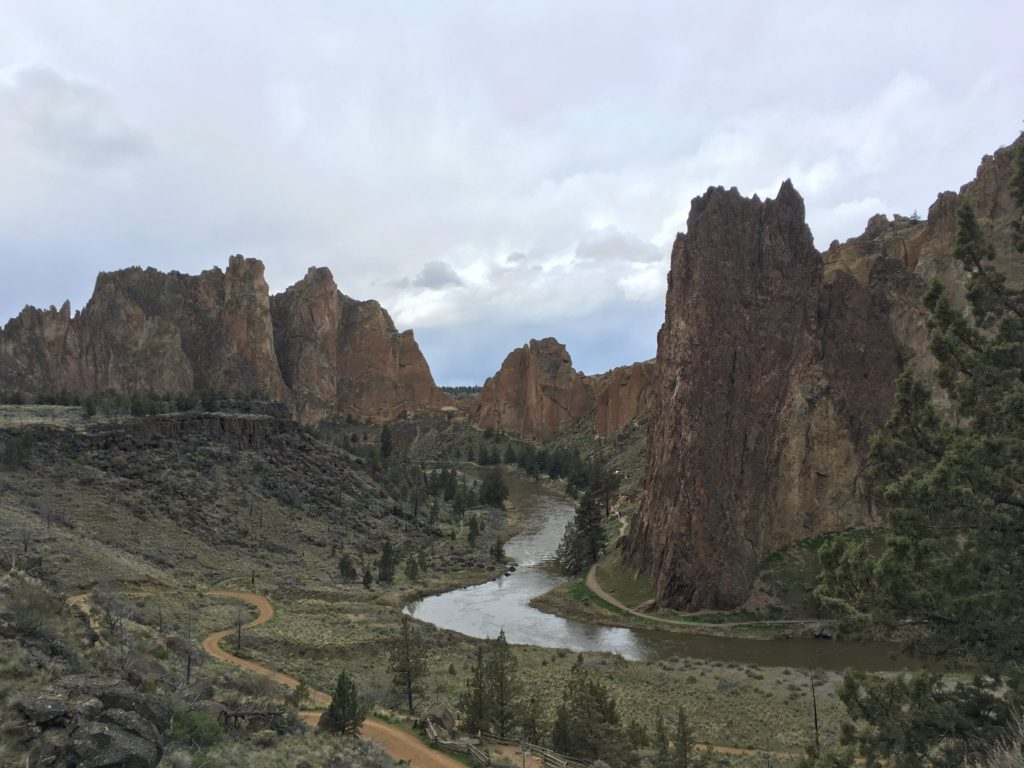Smith Rock Photo by Aubrey Ball