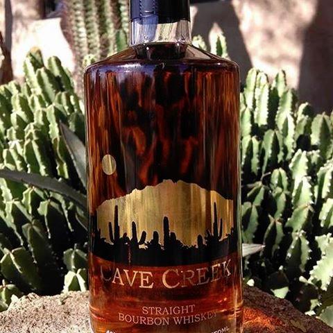 Cave Creek Bourbon