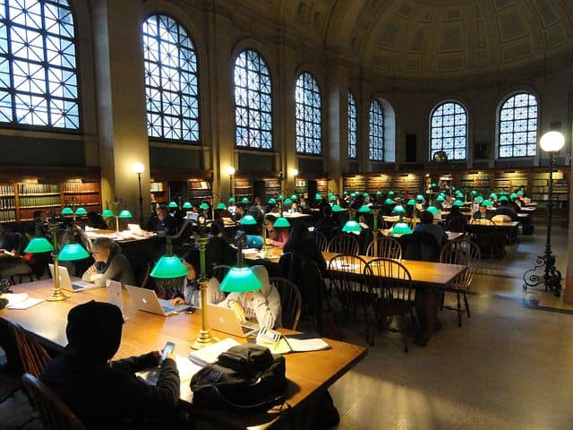 College Students' Best Asset: Your Academic Reference Librarian