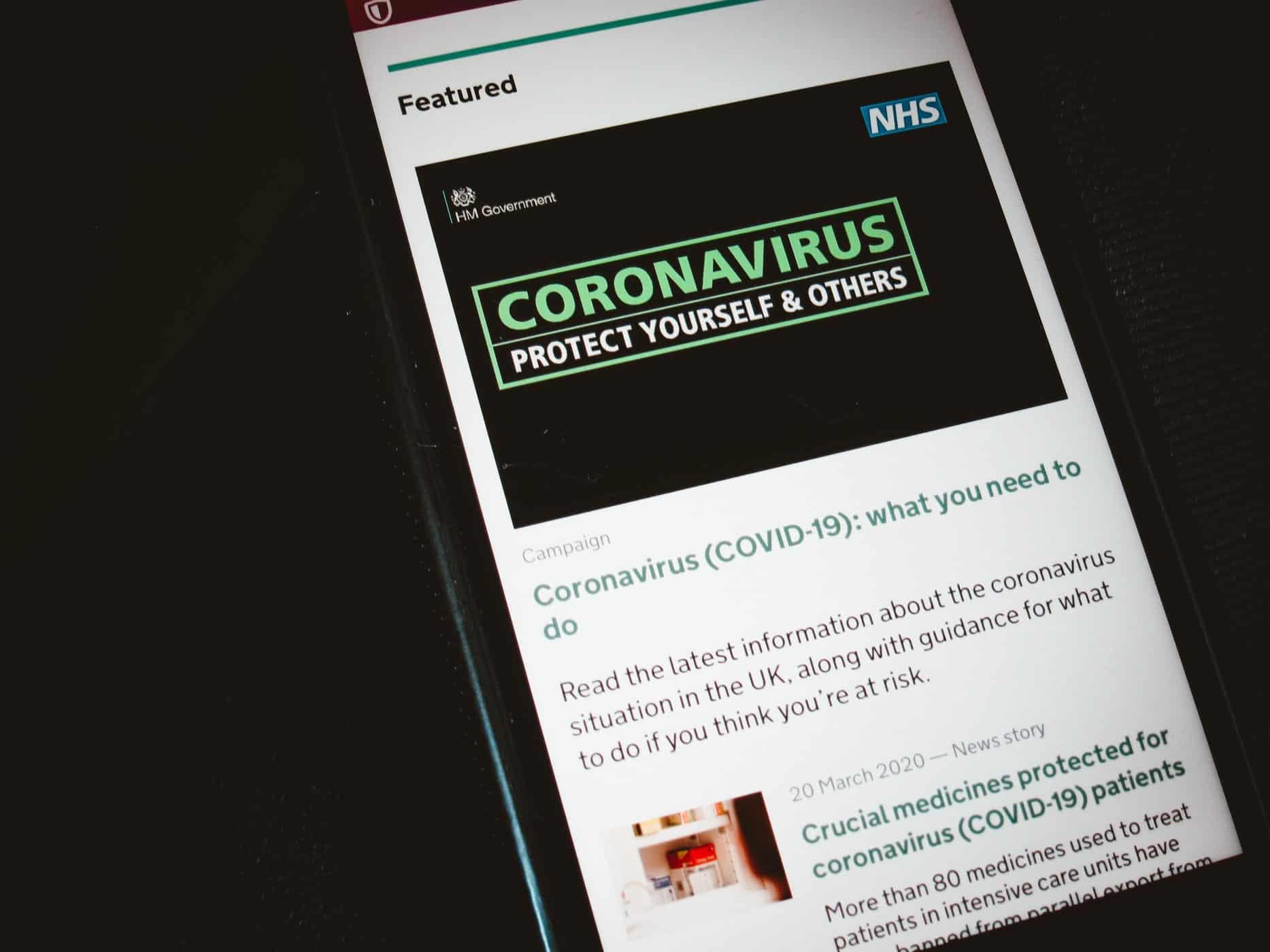 False virus information