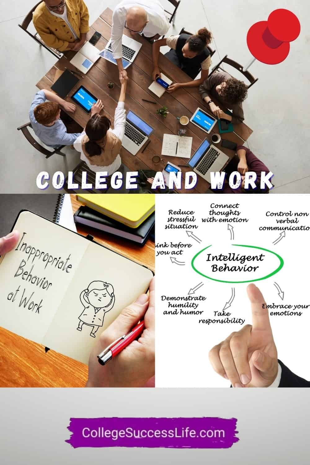 college and work