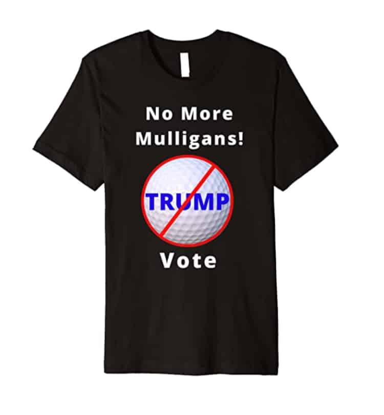 College student Mulligan T-Shirt