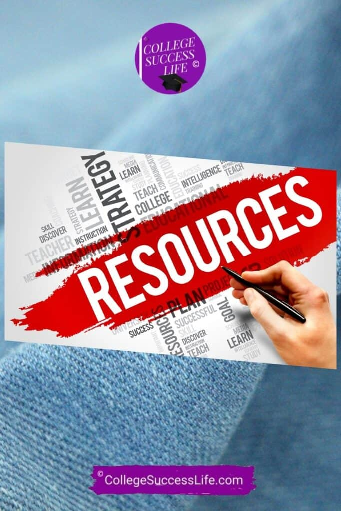 College Academic Resources