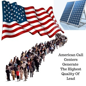 American call centers for solar leads