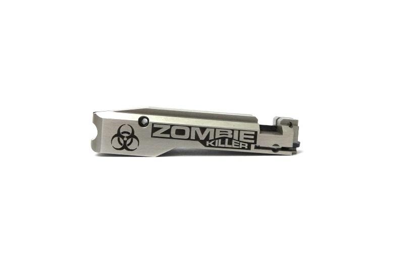 jwh-custom-ruger-10-22-1022-cnc-laser-engraved-cnc-bolt-kit-zombie-killer-2-biohazard-round-stainless-charging-handle