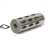 JWH Custom Forward Blow Ruger 10 22 Muzzle Brake Stainless Steel 2