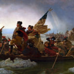 Washington Crossing the Delaware by Immanuel Leutze
