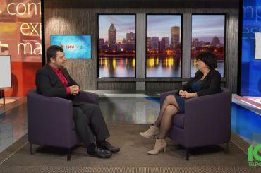 Interview de Daniela Petrulian, Ing., M.Ing., MBA – Présidente de Consultants Façades Plus – pour EscuTV