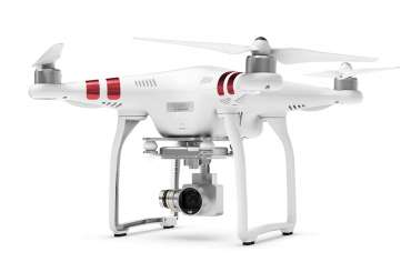 Le drone dans l'inspection visuelle des bâtiments