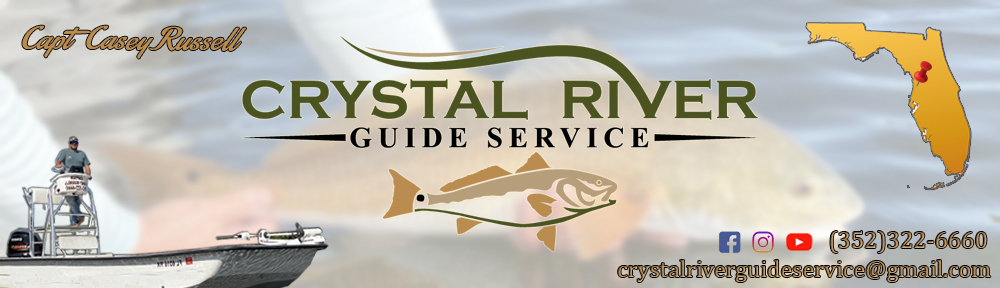 Crystal River Guide Service