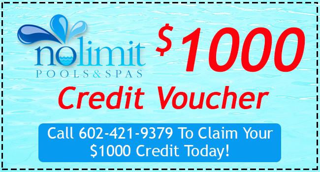 $1000 Credit Voucher