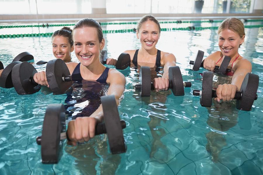 Aqua Fitness And You