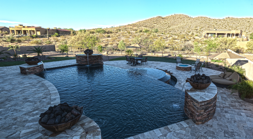 Choosing The Right Depth For Your Luxury Pool