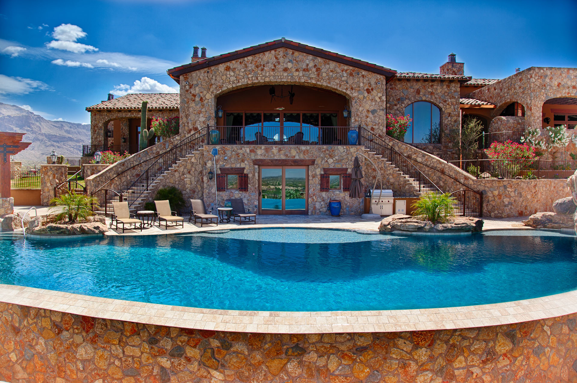 Add Value To Your Home With A Custom Pool