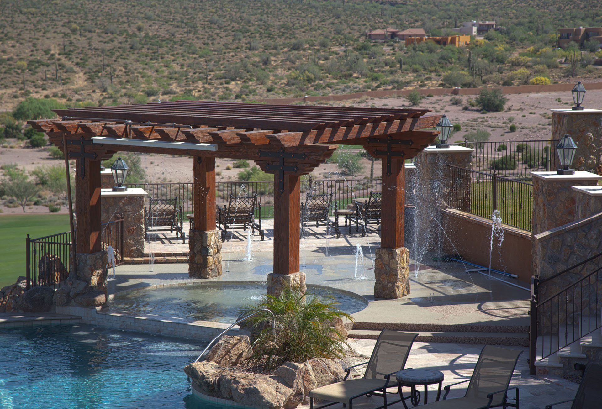 Options For Customizing Your Pool