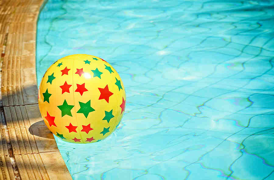 The Five Best Pool Party Games