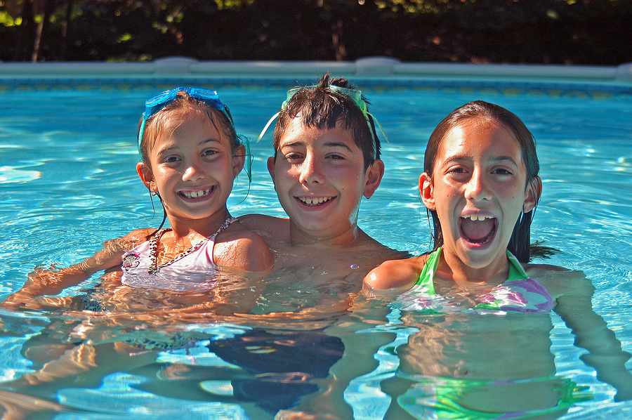 How Kids Benefit From Having Their Own Pool