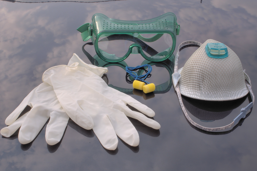 Safe Storage Of Pool Chemicals