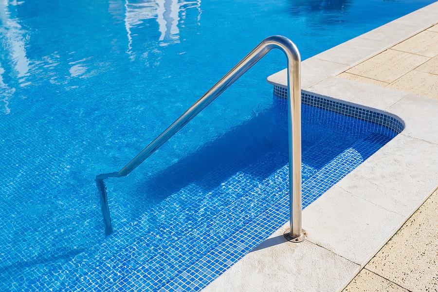 Designing Your Pool Entry: Steps V.S. Ladder