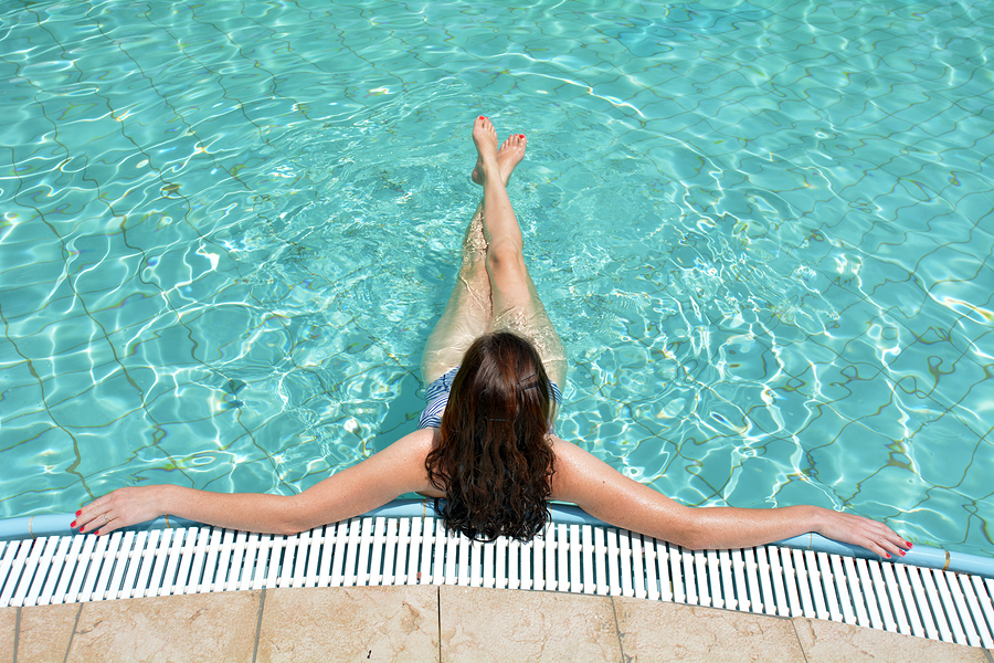 A Pool Company In Phoenix That Says: Get Salty with a salt water pool