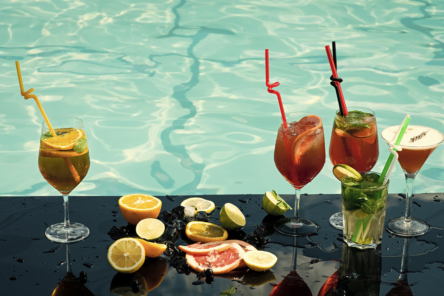 Pool Builders Phoenix Know What You Need For A Great Pool Party