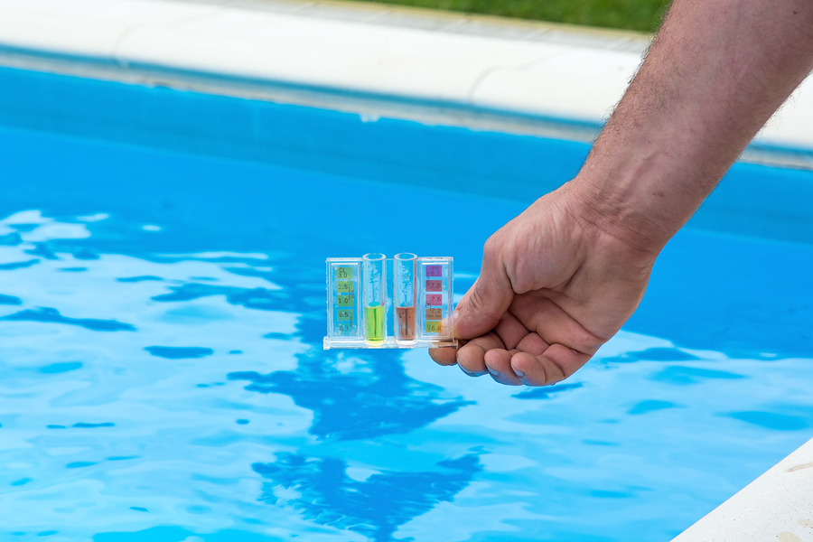 Pool Builders Mesa Explains Salt Chlorination