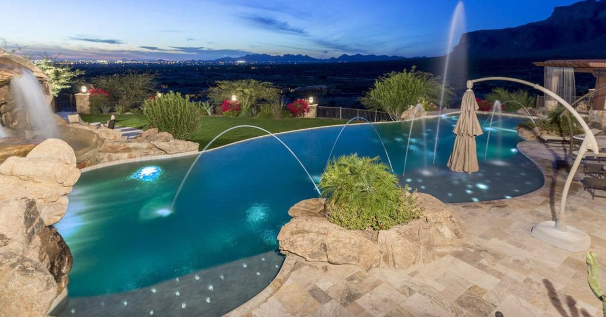 Your Premier Pool Builder, There is NO LIMIT