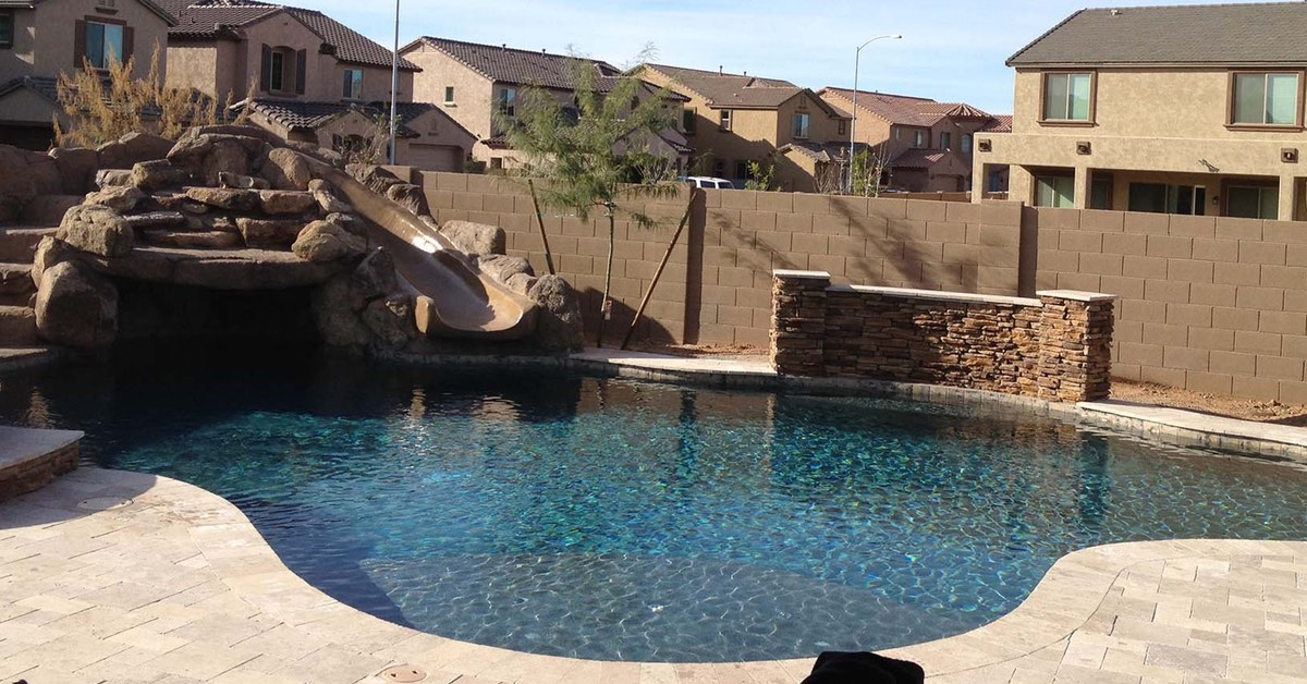 Swimming Pool Designs, Natural and Freeform