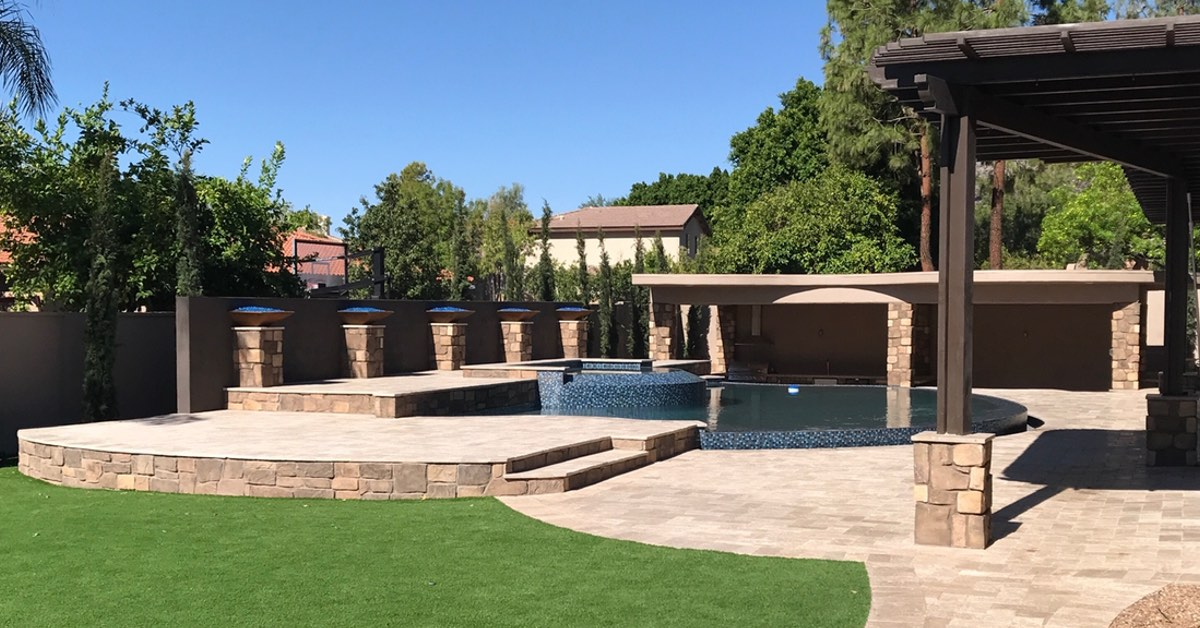 Hottest 2019 Swimming Pool Trends