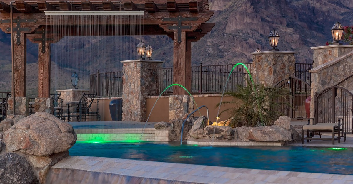 The Latest Buzz on Custom Swimming Pool Spa Designs